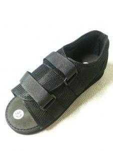 postop shoe διαδερμική χειρουργική